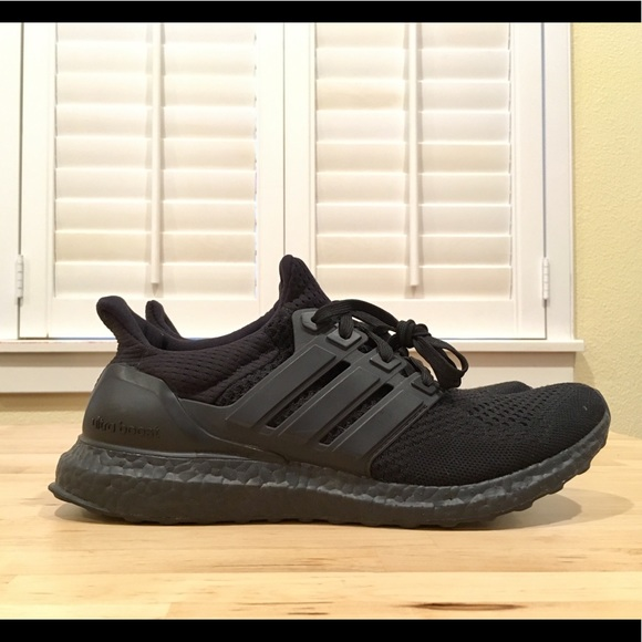 a896a67b3 adidas Other - triple black adidas ultra boost 1.0